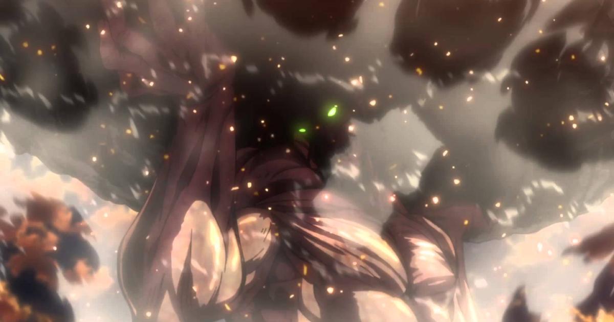 un gigante muscoloso e dagli occhi di luce verde sta sollevando qualcosa di molto pesante - nerdface