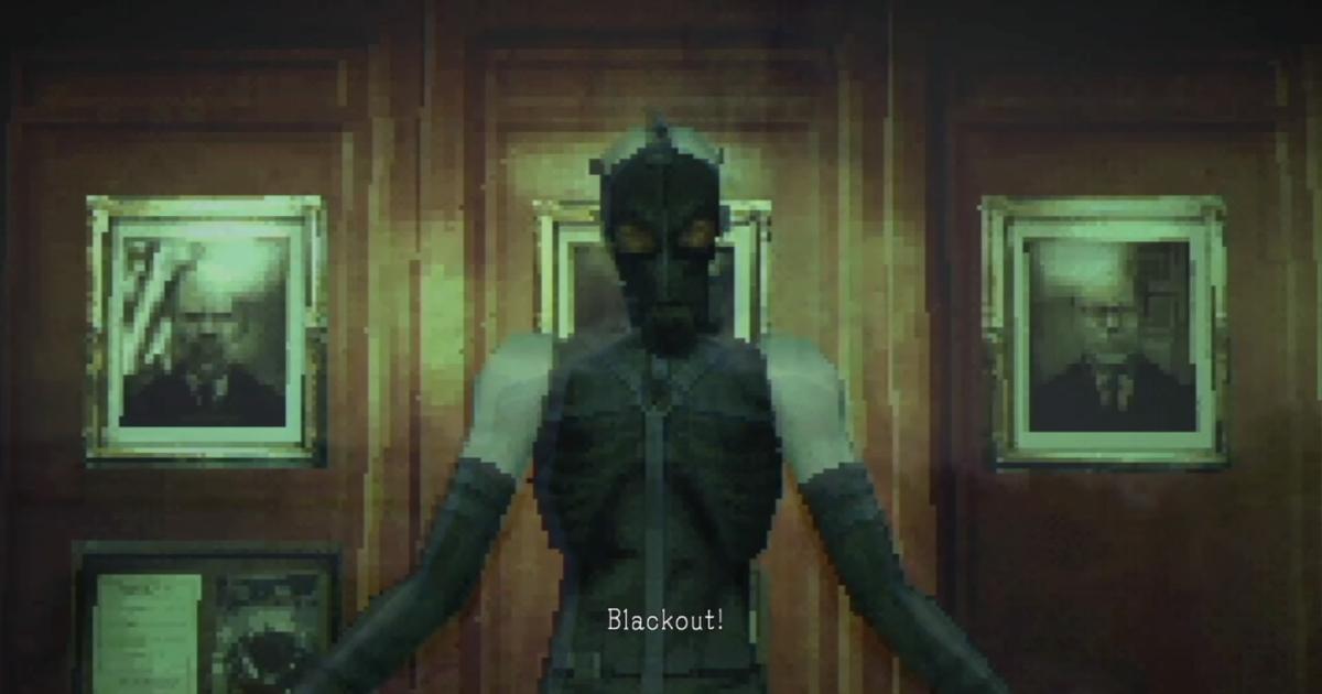 psycho mantis, il nemico dalla maschera antigas - nerdface