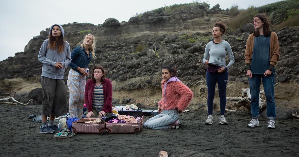 il gruppo di ragazze naufraghe sulla nuova isola misteriosa - nerdface