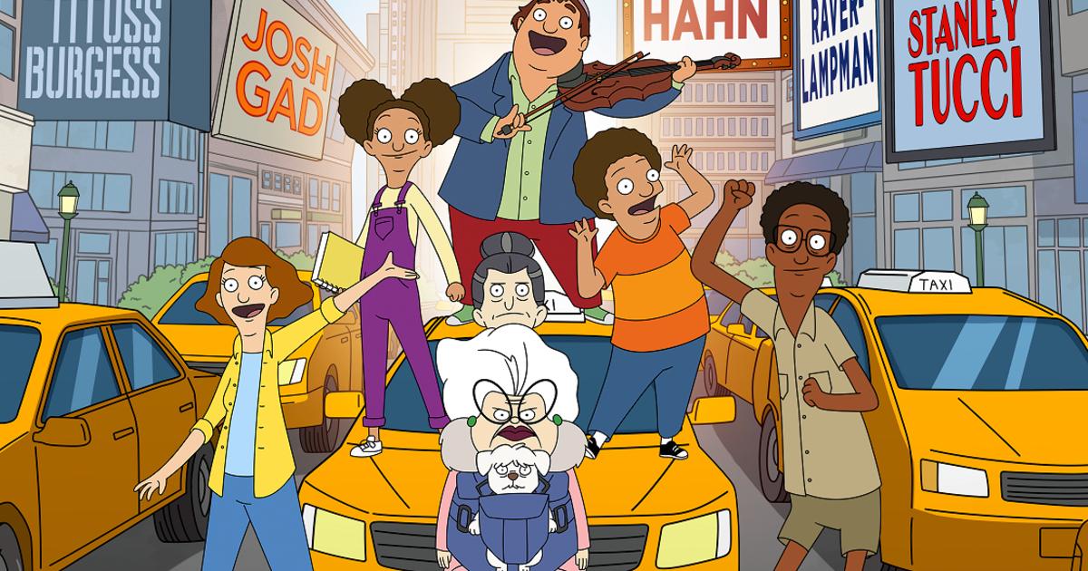 la famiglia protagonista canta e balla sui taxi di new york - nerdface