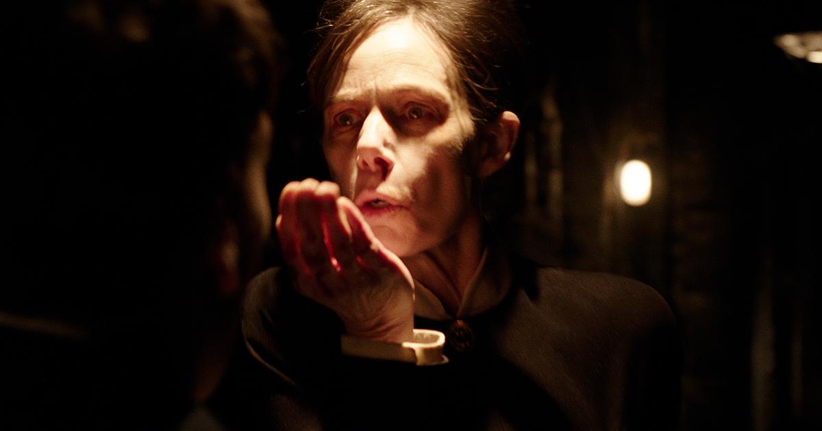 la strega antagonista di the conjuring per ordine del diavolo si rivela