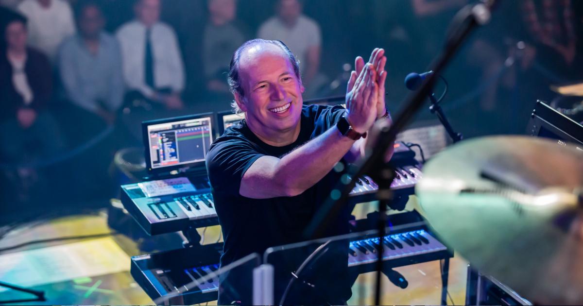 hans zimmer dal palco ringrazia il suo batterista - nerdface
