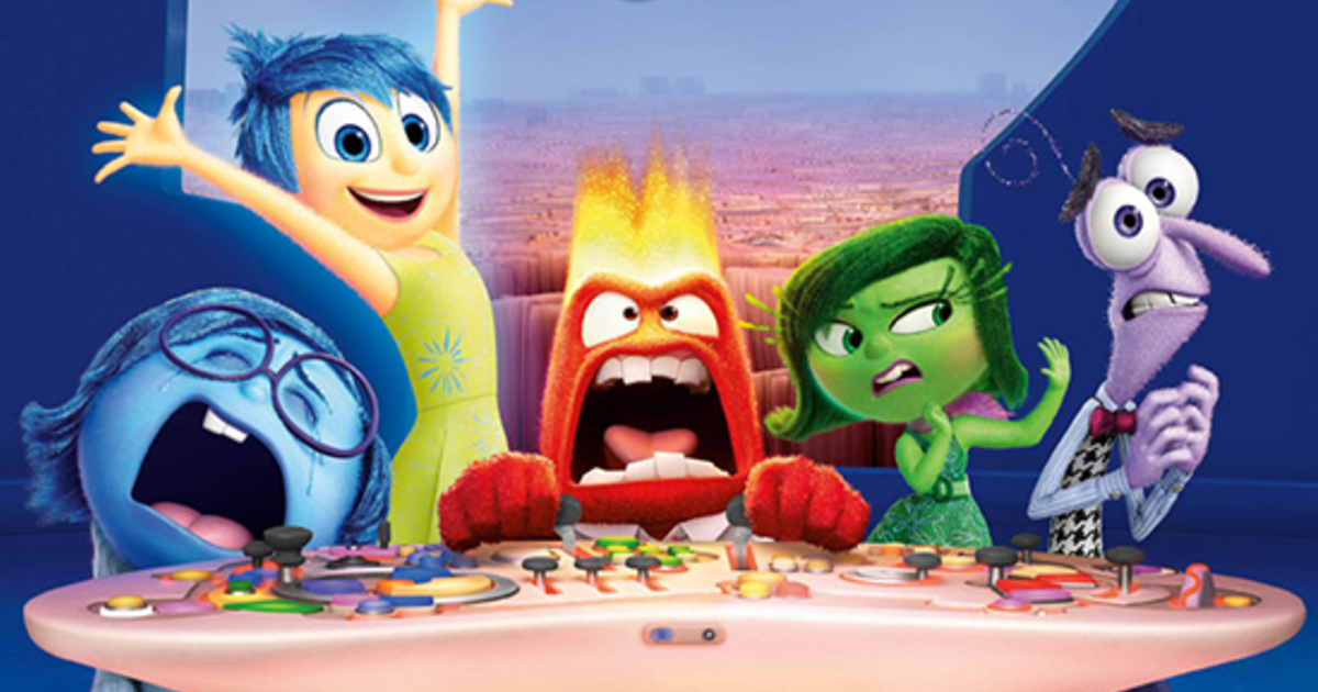 nerdface recensione inside out