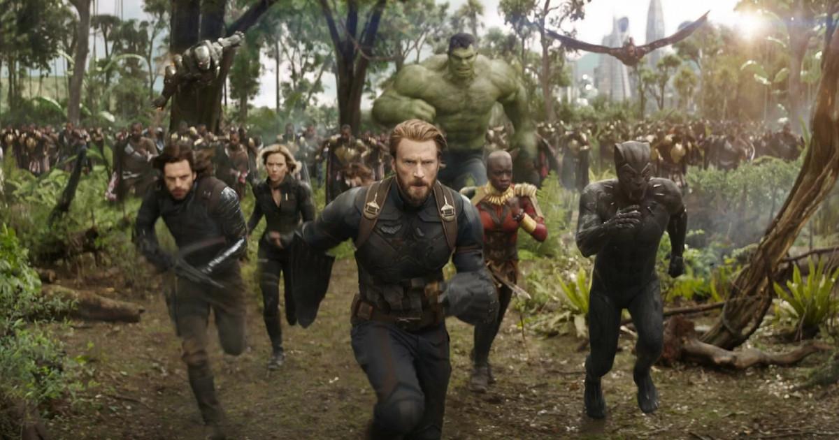 nerdface recensione Avengers: Infinity War