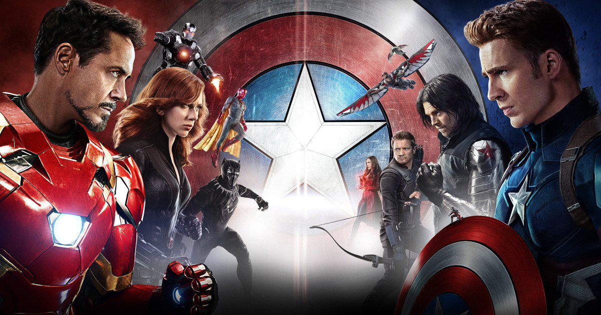 nerdface recensione Captain America: Civil War