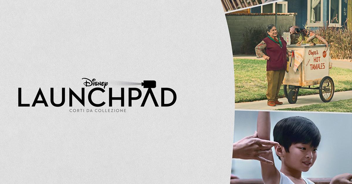 Launchpad Disney. Un dettaglio del poster. Nerdface