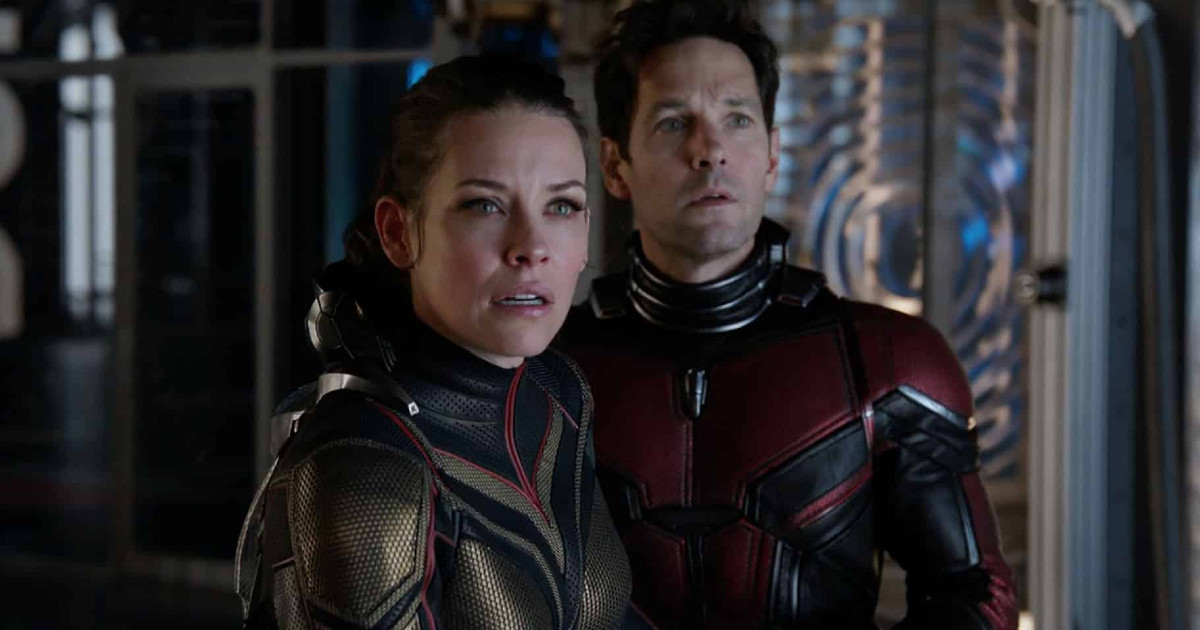 nerdface recensione Ant-Man and the Wasp