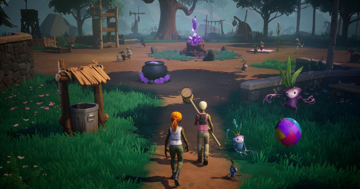 Un livello del videogioco Drake Hollow - nerdface