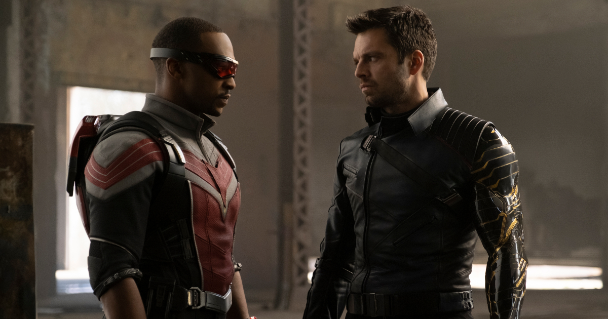 nerdface recensione the falcon and the winter soldier