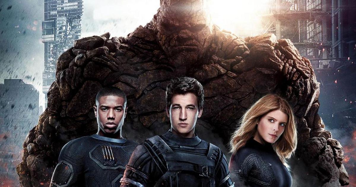 I Fantastici 4 in primo piano dal film Fantastic Four del 2015 - nerdface