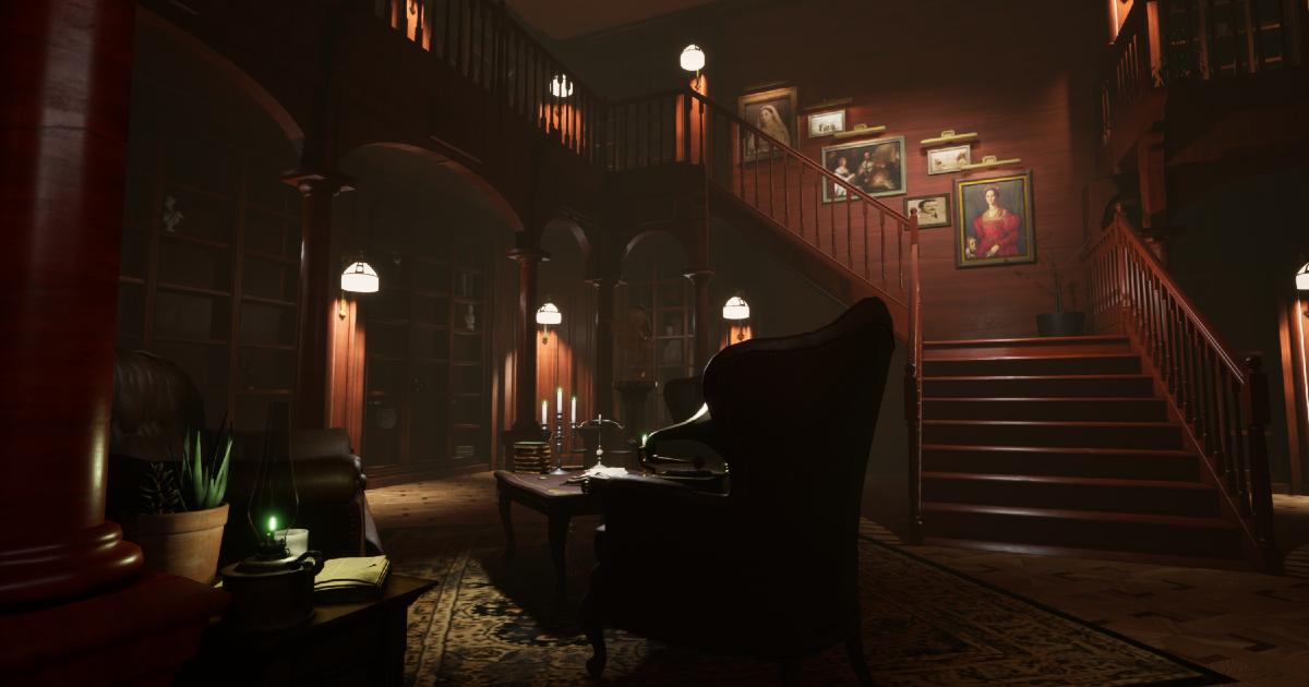 Un'immagine dell'ambientazione del videogioco Westwood Shadows - nerdface