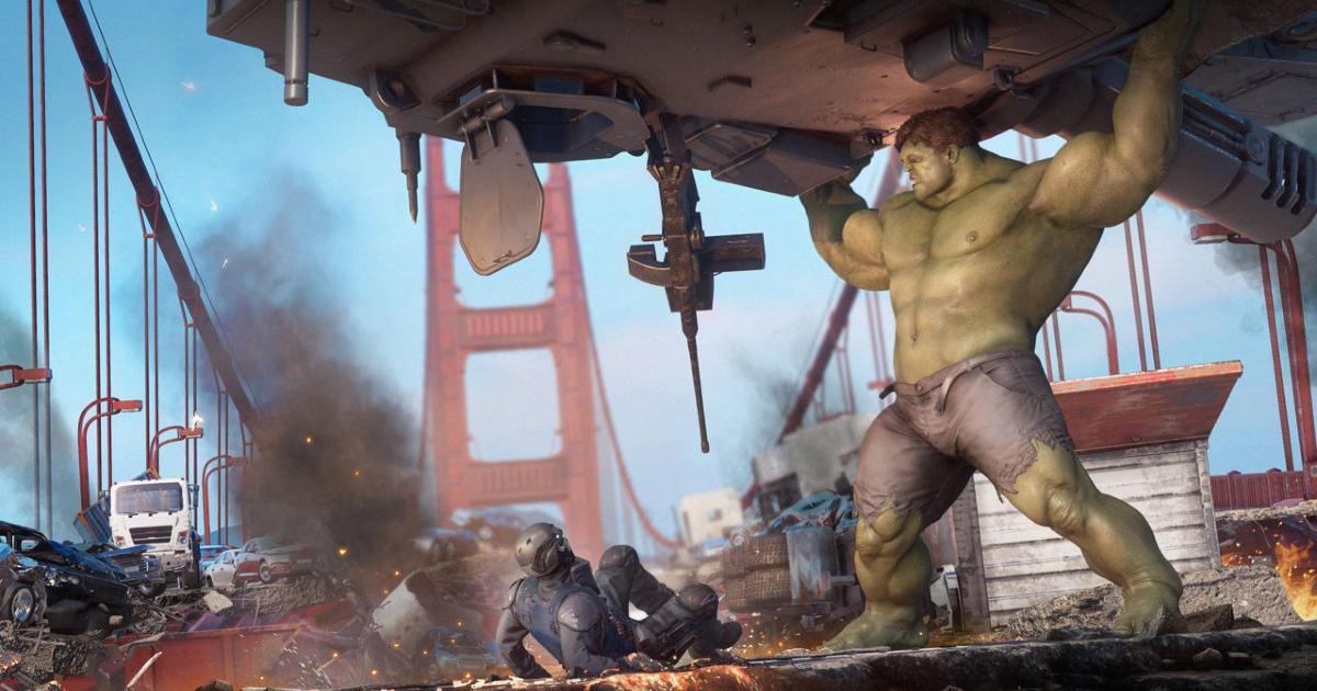 hulk solleva un'automobile e non si capisce se voglia schiacciare un uomo o se lo abbia appena salvato - nerdface