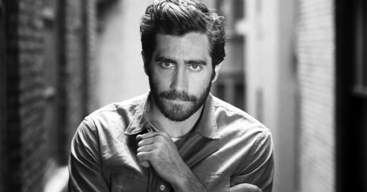 Primo piano di Jake Gyllenhaal - nerdface
