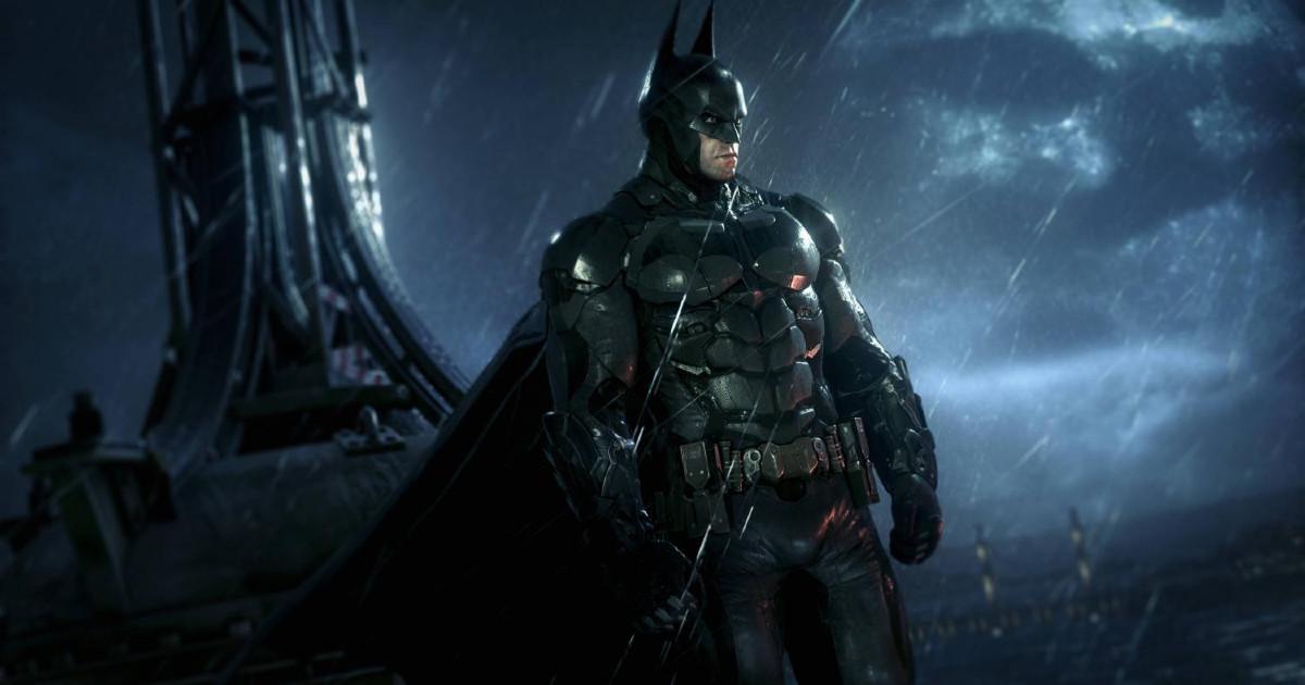 Primo piano di batman di notte - nerdface