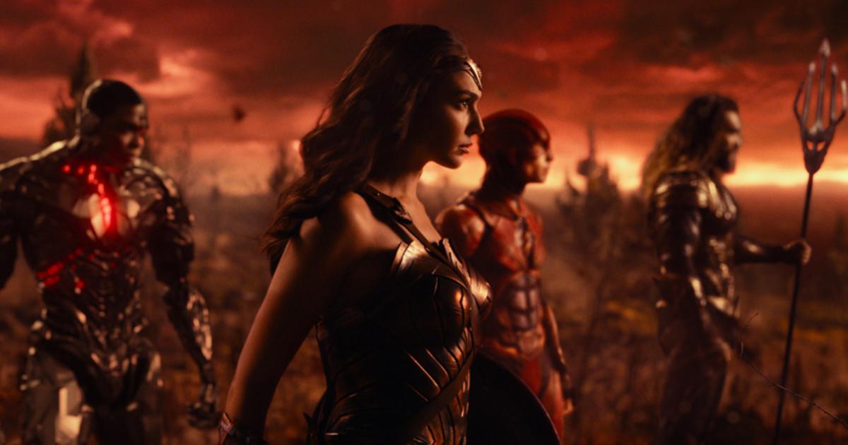La Justice League in marcia - nerdface