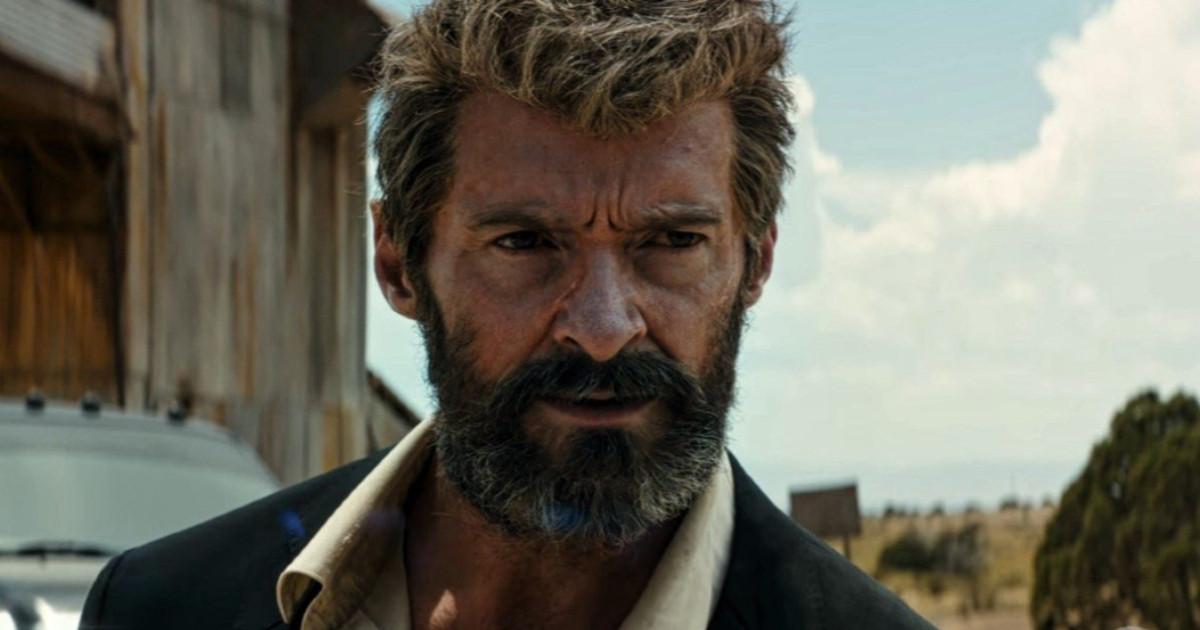 Primo piano di Wolverine nel film Logan