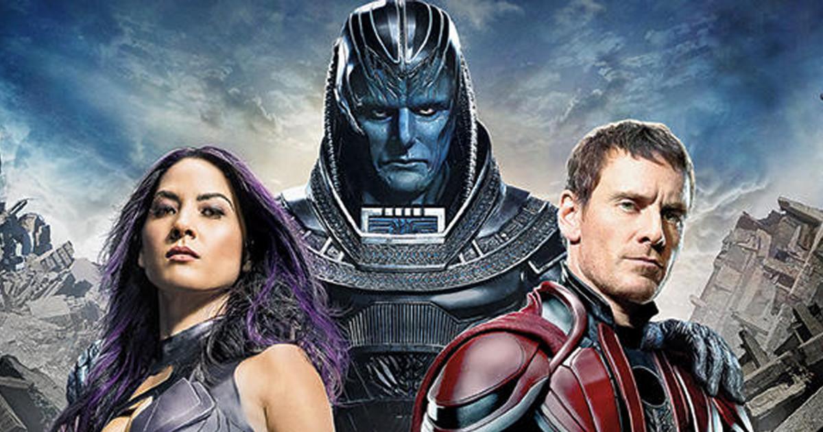 Il trio di antagonisti di X-Men: Apocalypse - nerdface