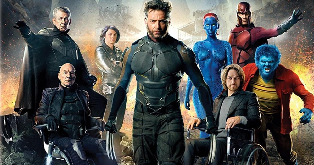 Il cast di X-Men: Giorni di un Futuro Passato - nerdface