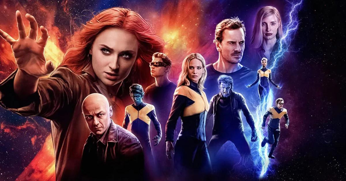 Il cast di X-Men: Dark Phoenix - nerdface