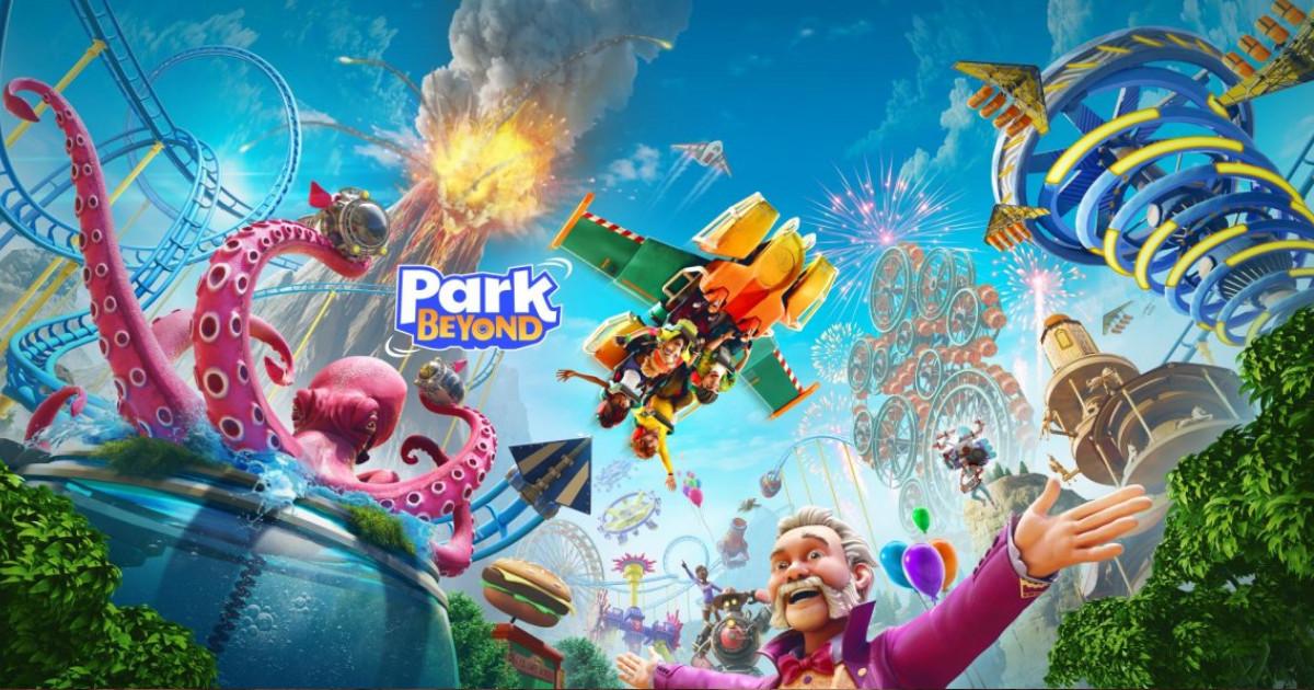 Il magico mondo di un parco divertimenti di Park Beyond - nerdface