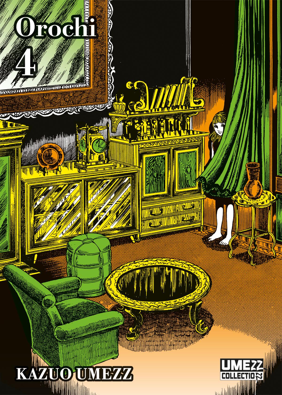 coperti a del quarto e conclusivo volumi di orochi - nerdface