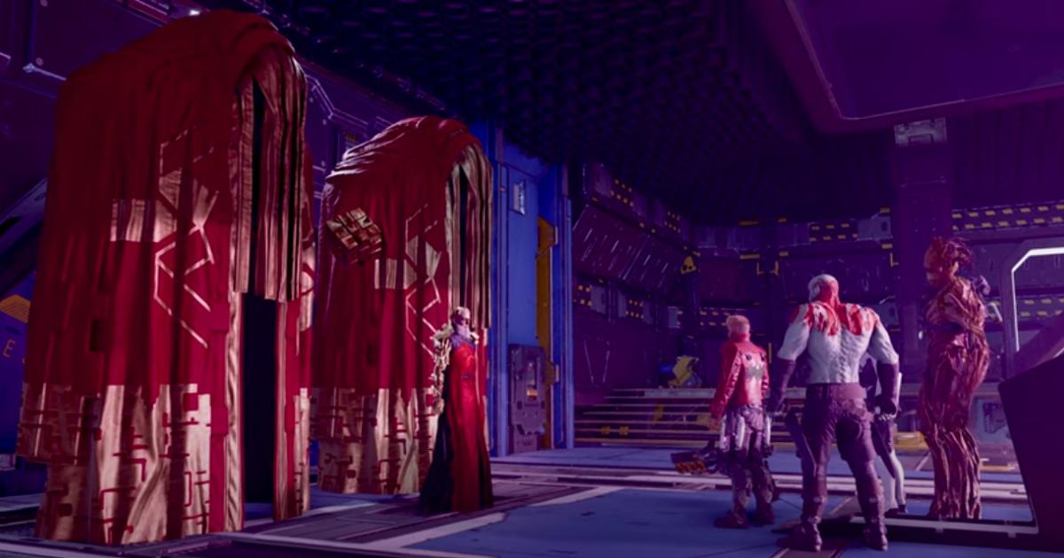 i guardiani sono alle spalle di raker - nerdface