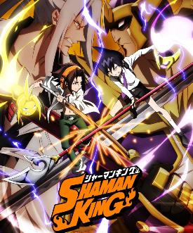 il poster ufficiale di shaman king, il reboot dell'anime disponibile su netflix - nerdface