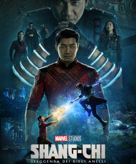 la locandina ufficiale di shang-chi e la leggenda dei dieci anelli - nerdface