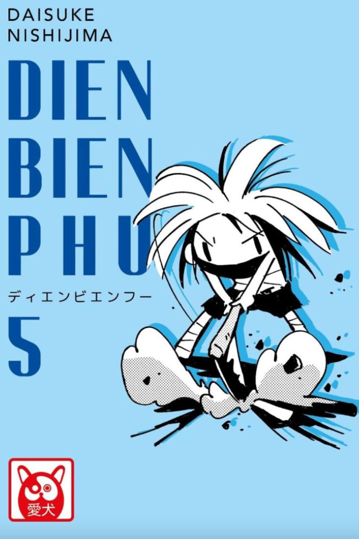 la copertina del volumne 5 del manga - nerdface
