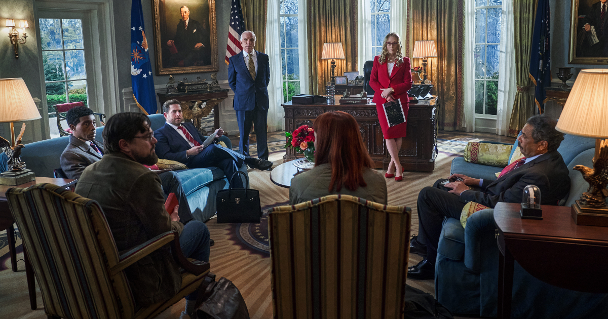 gli scienziati cercano ascolto inutilmente davanti alla presidente degli usa - nerdface