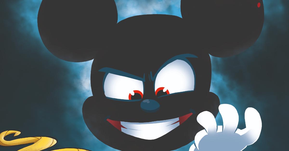 il diabolico topolino di freaky mouse - nerdface
