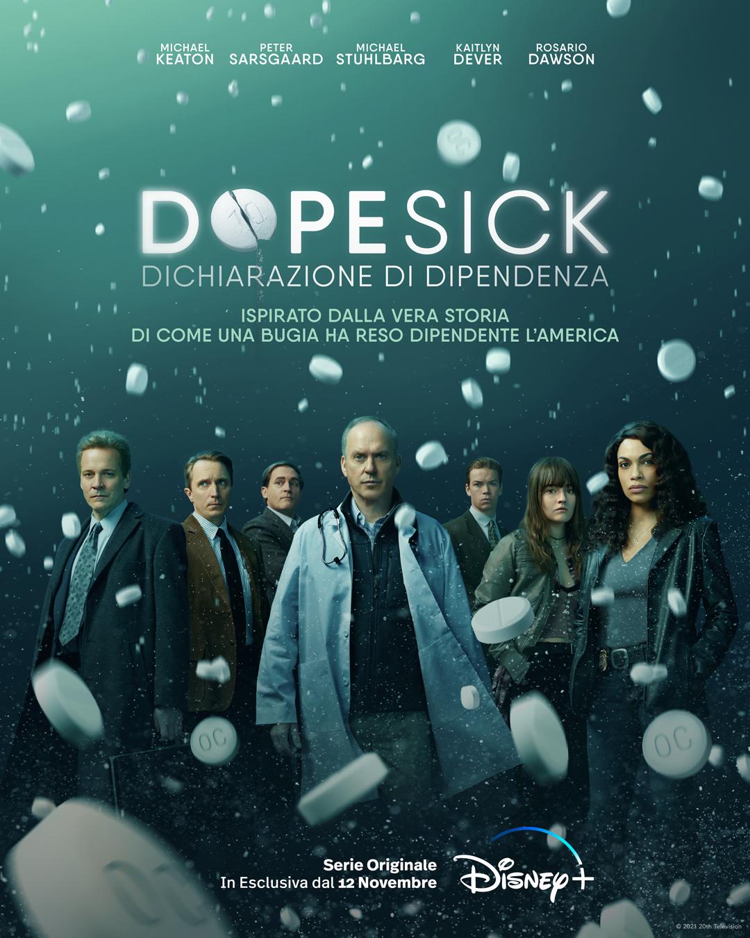 una pioggia di pillola investe i protagonisti della serie - nerdface