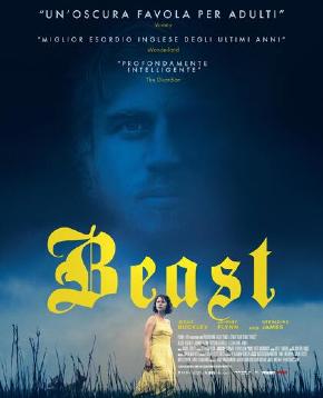 il poster ufficiale di beast - nerdface