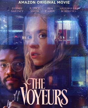 il poster ufficiale di the voyeurs - nerdface
