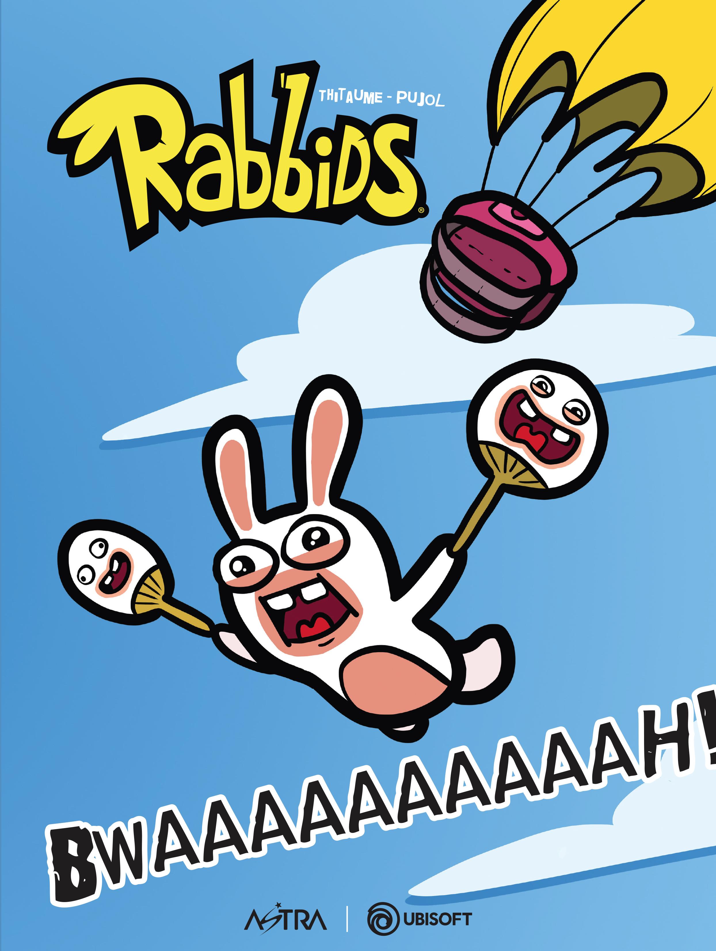 la variant cover di rabbids firmata da sio - nerdface
