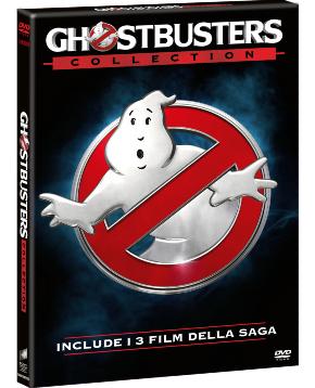 la cover ecosostenibile di ghostbusters collection - nerdface