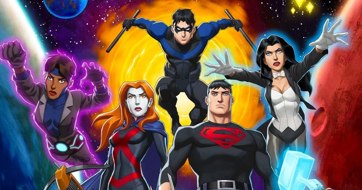 i protagonisti della serie in una foto di gruppo - nerdface