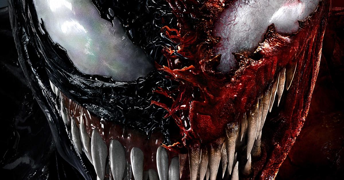 i volti di venom e di carnage compongono un unico simbionte - nerdface