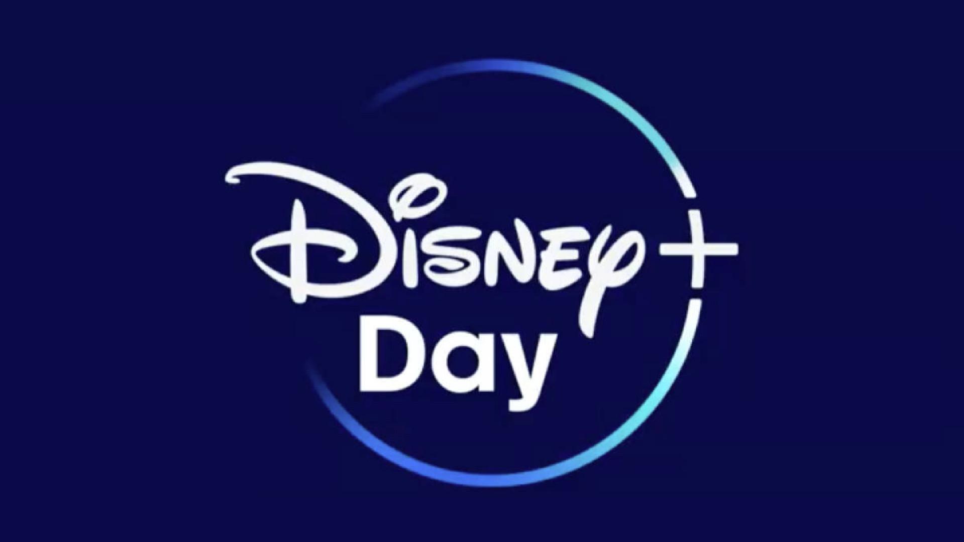 il logo del disney+ day - nerdface