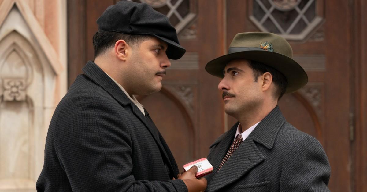 Due fratelli della malavita italiana in fargo 4 - nerdface