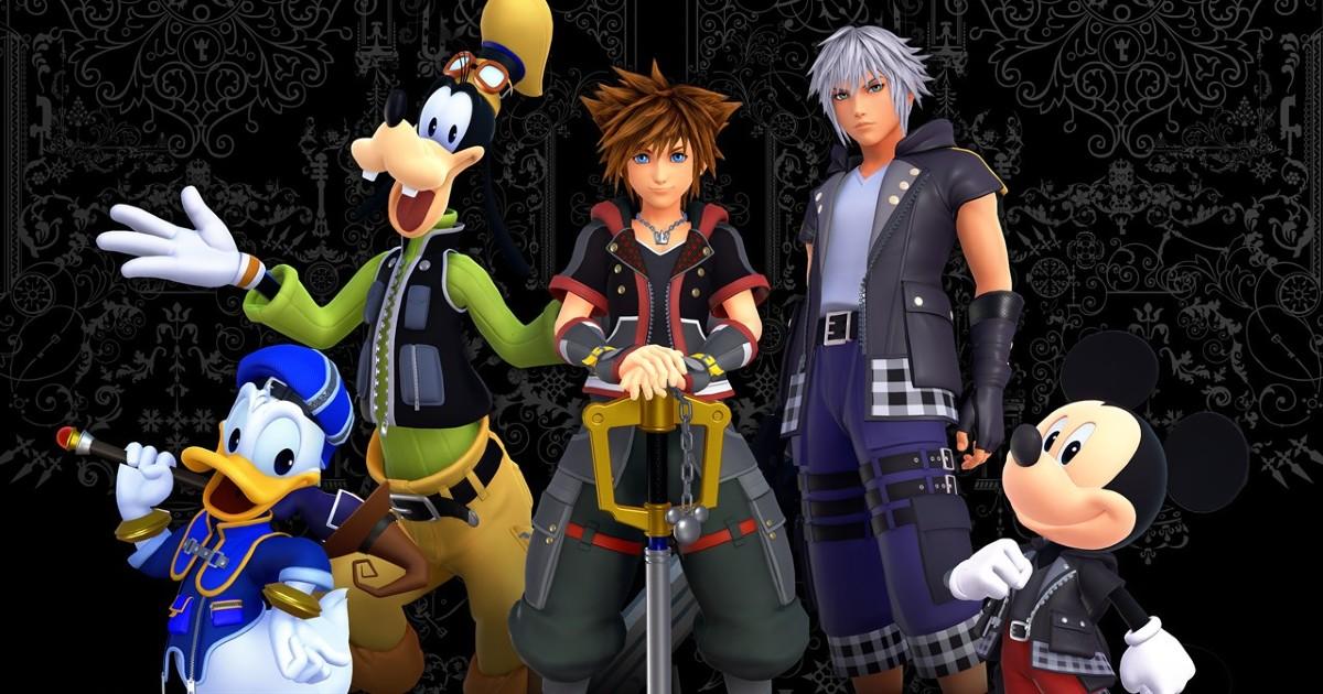 I personaggi di Kingdom Hearts - nerdface