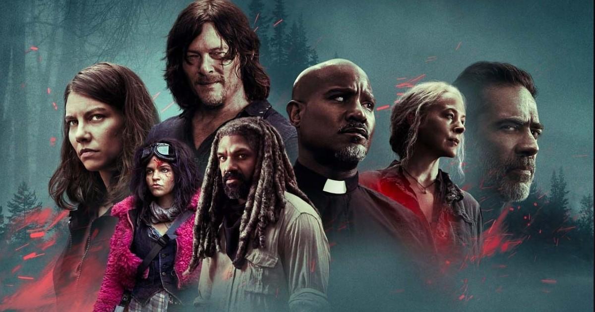 I protagonisti dell'undicesima stagione di The Walking Dead - nerdface